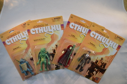 Set of all 4 Cthulhu Figures