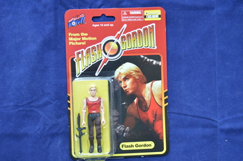Flash Gordon Exclusive Figure
