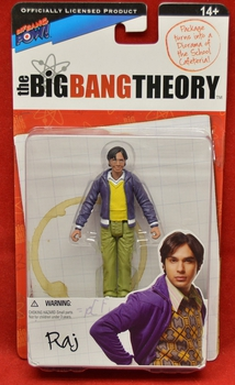 Big Bang Theory Raj