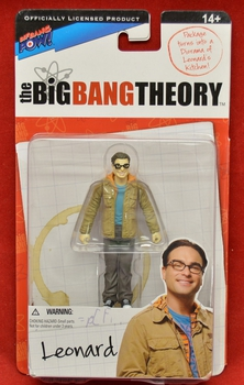 Big Bang Theory Leonard