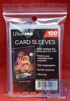 Ultra Pro Sleeves for Cards
