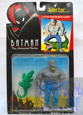Batman Animated Series Killer Croc