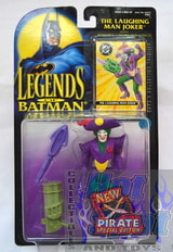 Legends of Batman The Laughing Man Joker