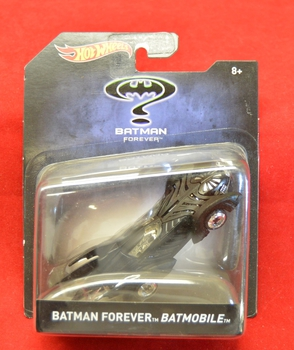 BatMobile Hotwheels Batman forever