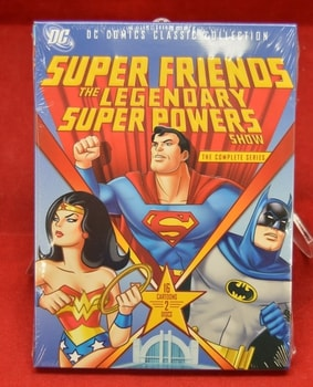 Super Friends Legendary Super Powers Show