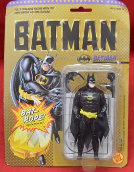 Toy Biz Batman Bat-Rope Figure