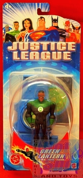 Justice League Green Lantern Figure