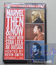 Marvel Now and Then A Night with Stan Lee