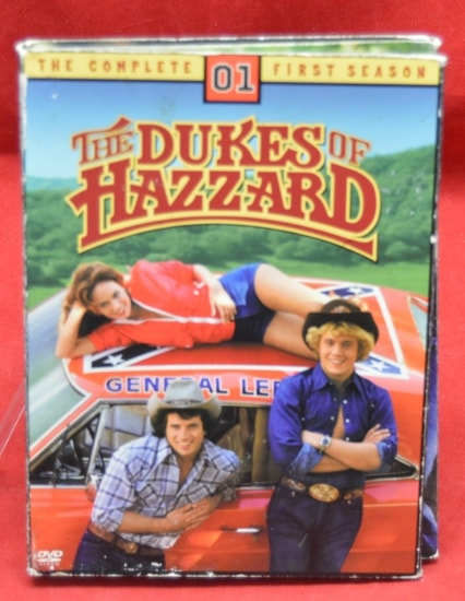 The Dukes of Hazzard Complete 1st Season DVD set
