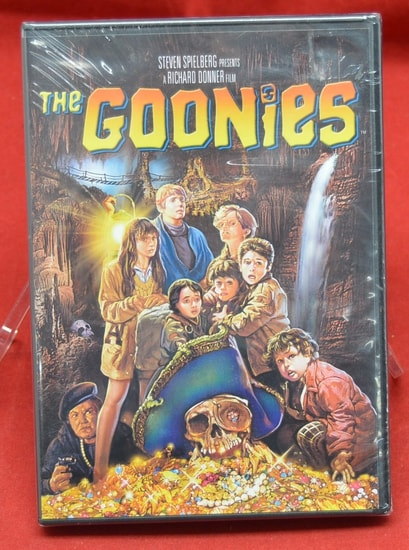 The Gonnies Movie DVD New