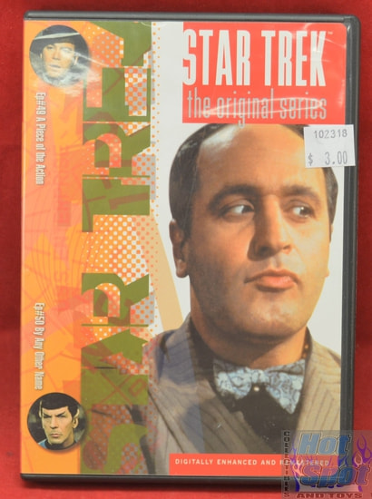 Star Trek The Original Series Volume 25 DVD