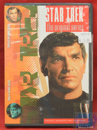 Star Trek The Original Series Volume 22 SEALED DVD