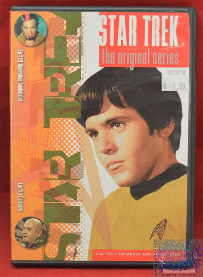 Star Trek The Original Series Volume 15 DVD