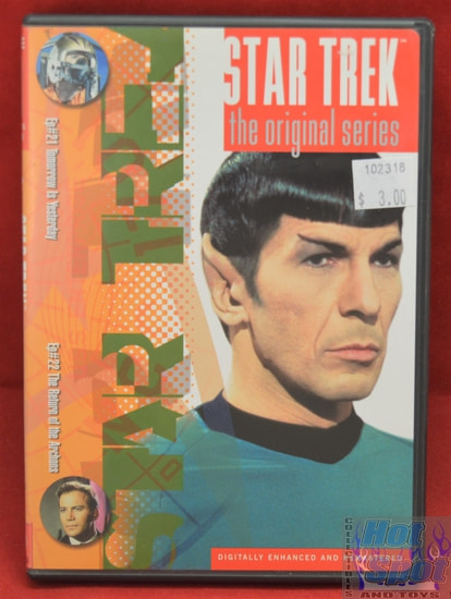 Star Trek The Original Series Volume 11 DVD