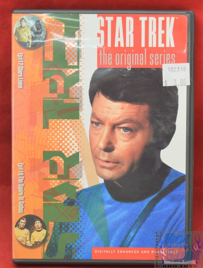 Star Trek The Original Series Volume 09 DVD