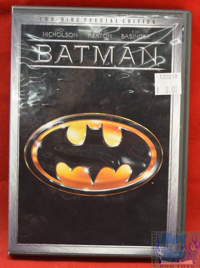Batman DVD Two Disc Special Edition