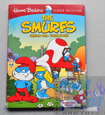 Hanna-Barbera Classic's The Smurf's Season 1 Volume 1