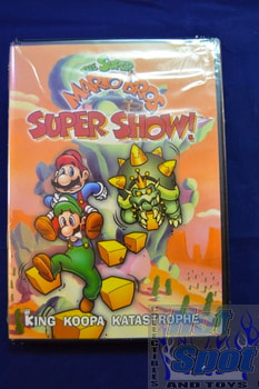 The Super Mario Bros Show King Koopa Katastrophe