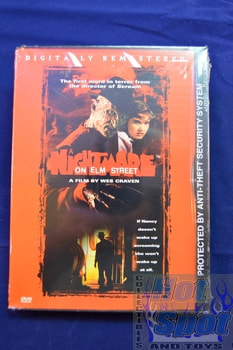 A Nightmare on Elm Street New Sealed