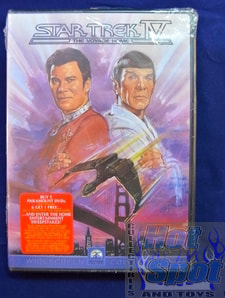 Star Trek 5 The Voyage Home Dvd New Sealed
