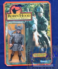 The Dark Warrior Robin Hood Prince of Thieves