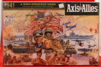 Axis & Allies Tabletop Game