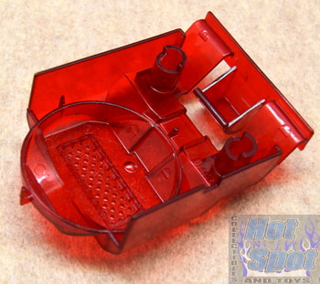 Go Bots Red Top Shell Hull