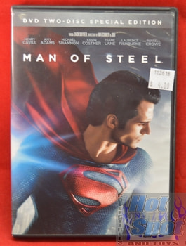 Man of Steel DVD Two Disc Special Edition