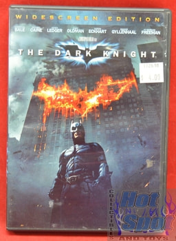 Batman The Dark Knight DVD Wide Screen Edition
