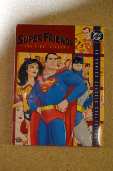 Super Friends Complete First Season