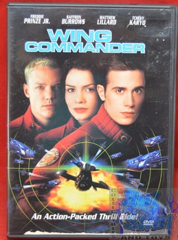 Wing Commander Movie on DVD