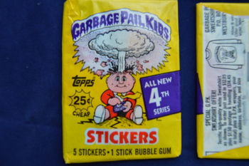 Garbage Pail Kids 4th Series Pack
