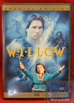 Willow Special Edition DVD Pre-Viewed