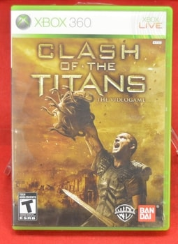 Clash of the Titans Game