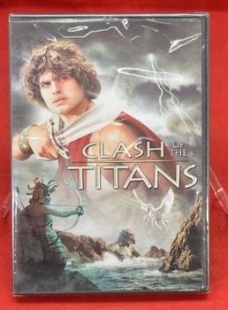 Clash of the Titans DVD New Sealed