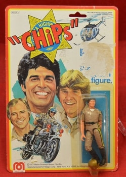 Ponch Carded Figure