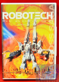 Robotech The Macros Saga Final Conflict