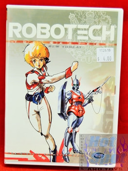 Robotech the Masters A New Threat