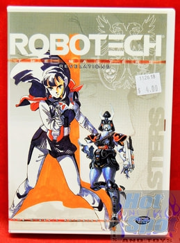 Robotech The Masters Revelations
