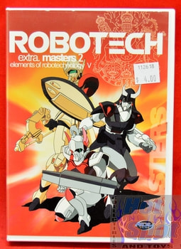 Robotech Extra Masters 2 Elements of Robotechnology V