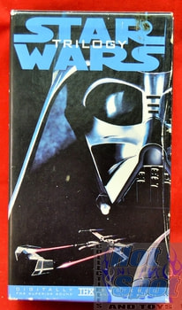 Star Wars Trilogy Set on VHS