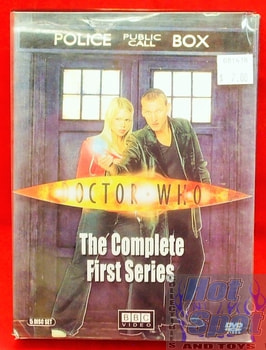 Doctor Who The Compete First Series DVD