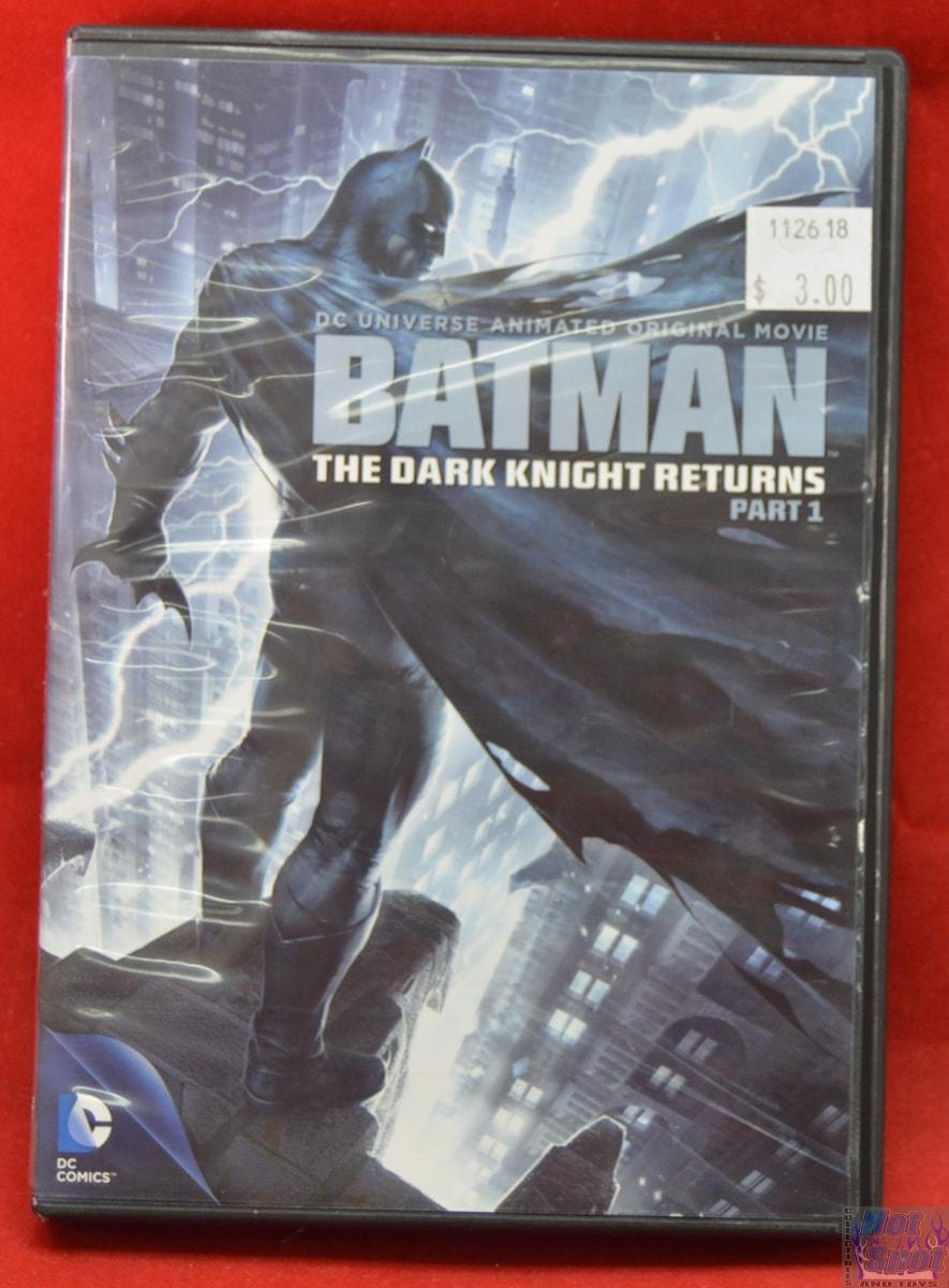 Amazon.com: Batman: The Dark Knight Returns, Part 2: Peter ...