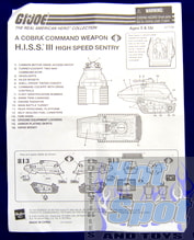 2000 Cobra Hiss 3 Instructions