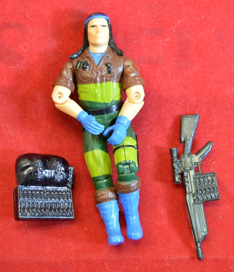 1989 Spirit Slaughter's Marauders w/accessories