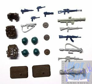 1984 Battle Gear Accessory Pack #2 Parts