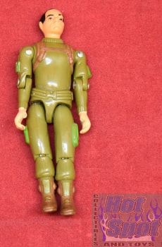1982 Zap Straight Arm Figure only