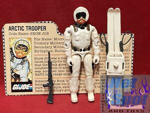 1983 Snow Job Figure