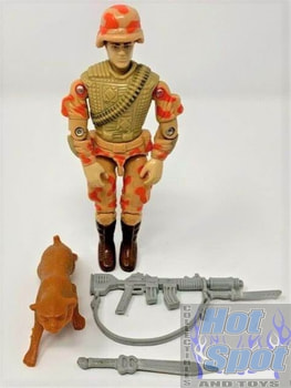 1988 Spearhead Figure