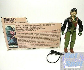 1985 Heavy Metal Figure